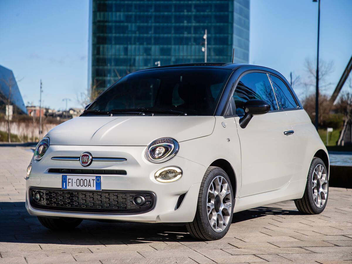 Fiat e Google se unem para criar série especial do 500