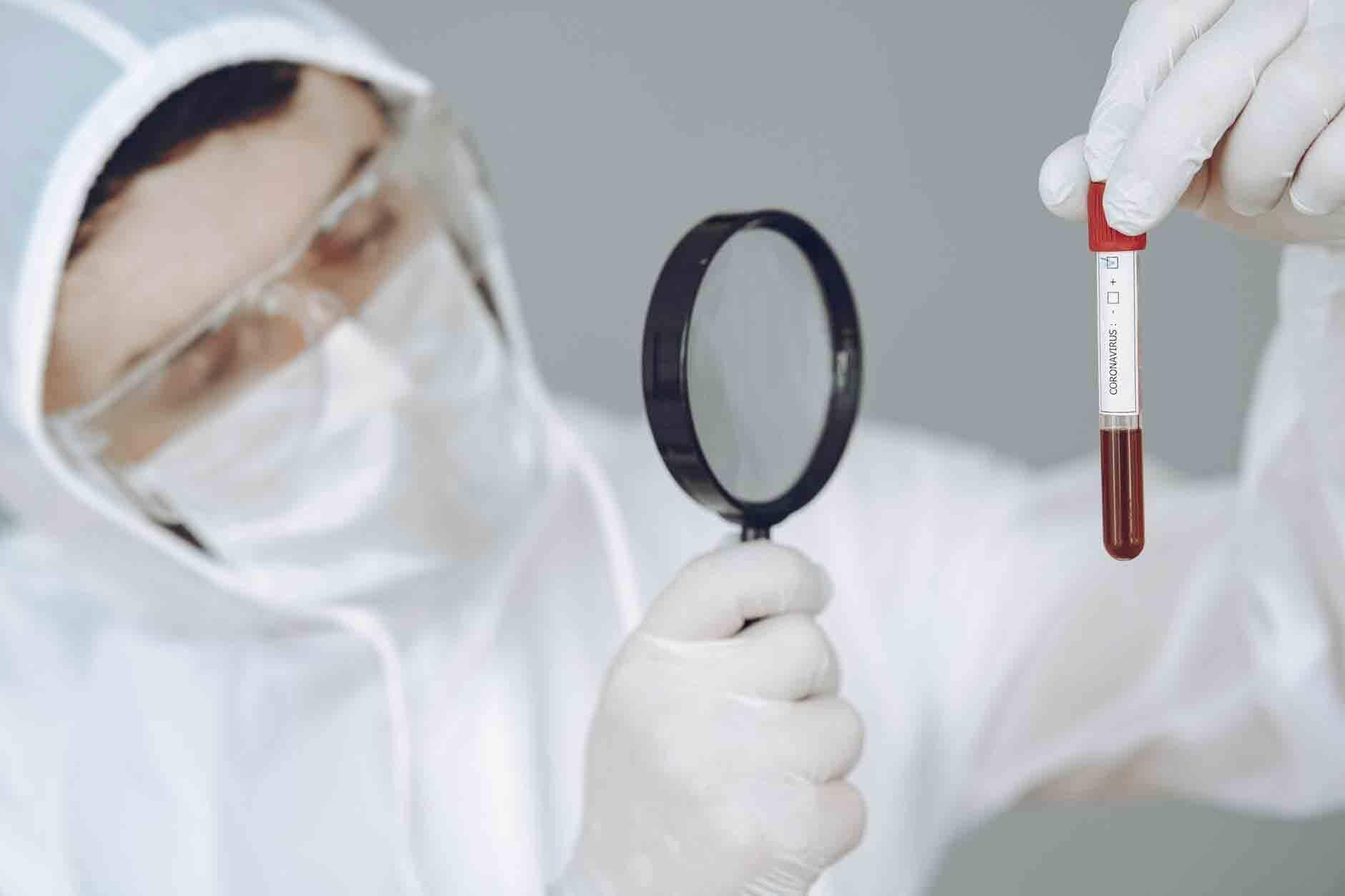 Banco de perfis genéticos de criminosos ultrapassa 100 mil registros. Foto: Pexel