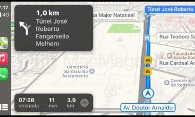 Apple Maps começa a mostrar radares de velocidade