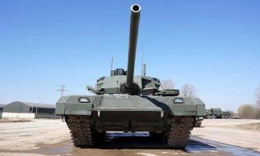 """T-14 """"Armata"""". Foto: Vitaly V. Kuzmin/vitalykuzmin.net"""