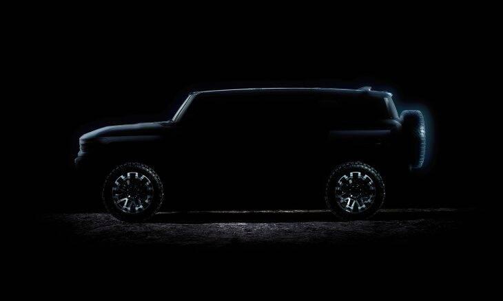 SUV Hummer EV será revelado no dia 3 de abril
