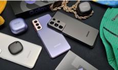 Samsung inicia venda oficial da linha Galaxy S21 5G, Galaxy Buds Pro e Galaxy SmartTag no Brasil