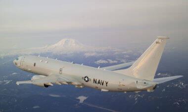Alemanha recebe autorização para comprar aeronaves P-8A Poseidon