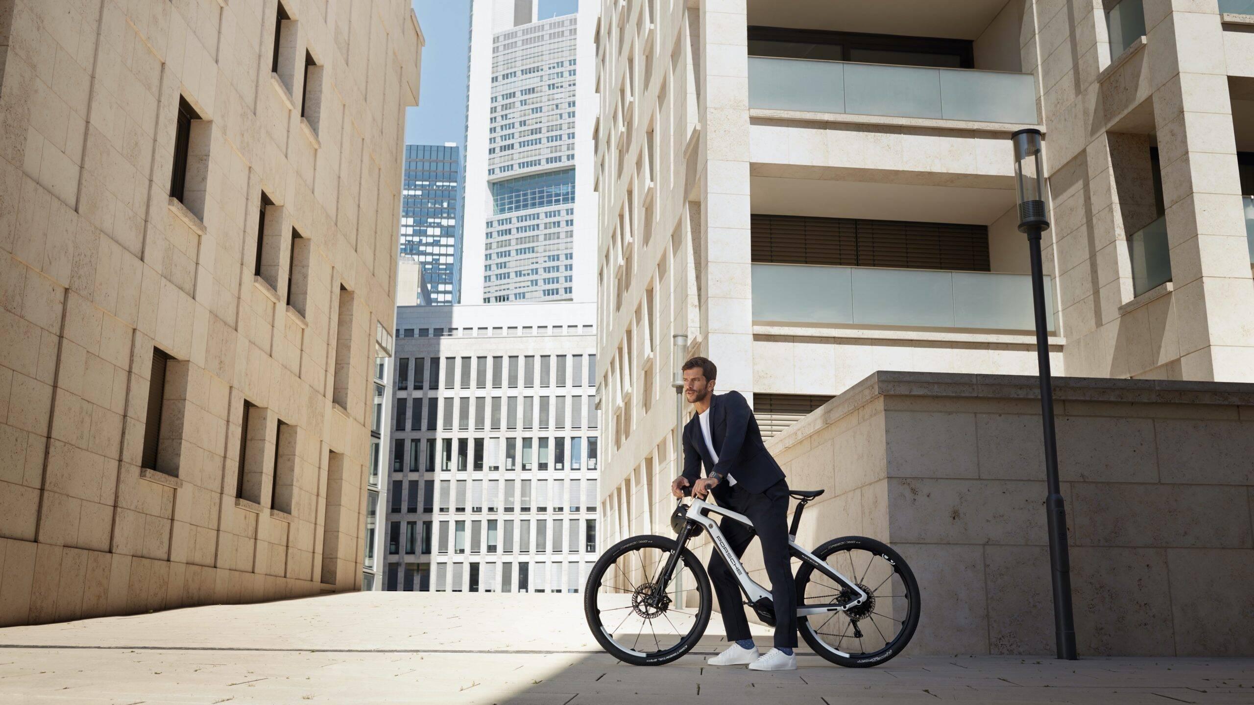 Porsche lança dois novos modelos de bicicletas elétricas
