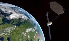 Airbus irá estudar construção de fábrica de satélites no espaço