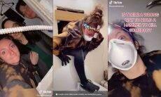 Vídeo sobre apartamento secreto atrás do espelho em Nova York viraliza no TikTok. Foto: Reprodução TikTok