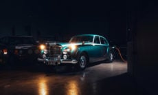 Britânica Lunaz transforma Bentley dos anos 1960 em carro elétrico