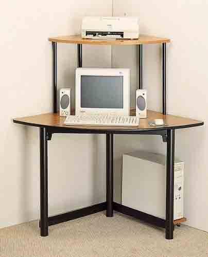 Onde você vai colocar o computador? Nessa época existiam mesinhas exclusivas para posicionar tudo no lugar certo.
