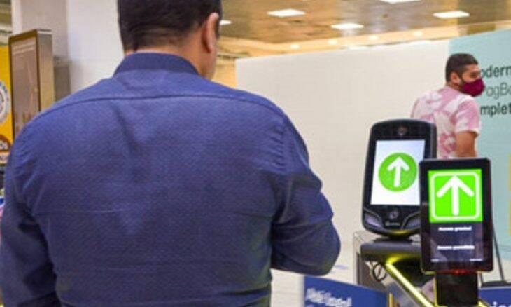 Aeroporto Santos Dumont inicia teste de embarque aéreo 100% digital
