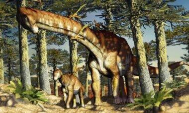 Titanossauro descoberto na Argentina é o mais antigo da espécie
