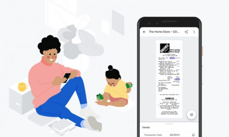 Google Stack digitaliza e separa documentos por categoria