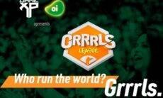 Campeonato gamer para garotas, Grrrls League está com inscrições abertas