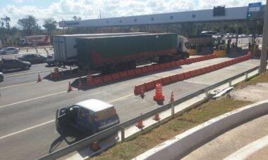 Senado aprova cobrança de pedágio sem praça em rodovias brasileiras