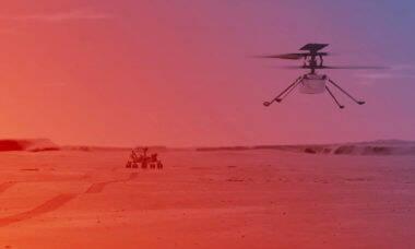 Nasa se prepara para fazer voar um helicóptero em Marte