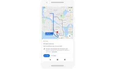Google Maps terá rotas sustentáveis, navegação indoor e previsão do tempo