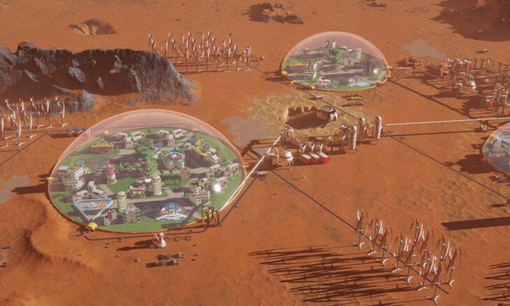 Surviving Mars é o jogo grátis da semana na Epic Games Store