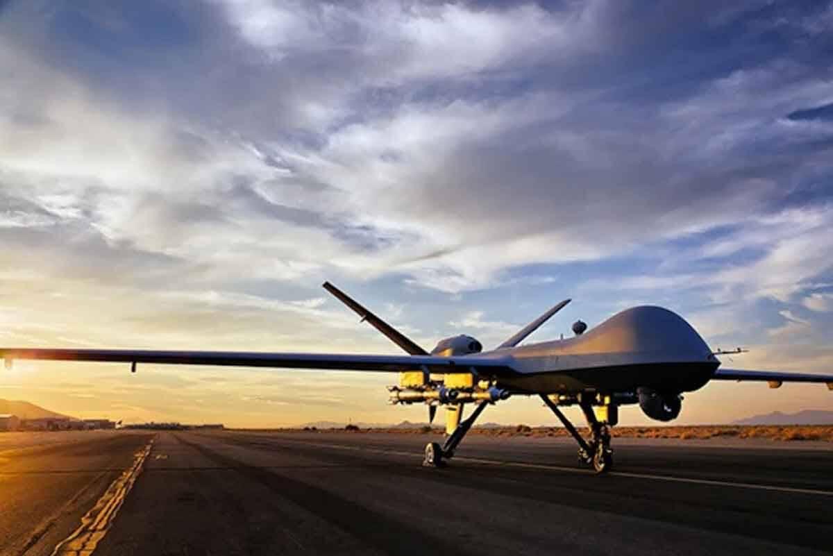 MQ-9 Reaper está sendo atualizado para atender à nova realidade geopolítica. Foto: Divulgação