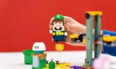 Lego Super Mario Aventuras ganha expansão com Luigi