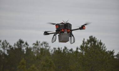 RotorX cria drone autônomo para cargas militares