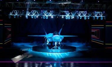 F-35 coreano, caça KF-21 Boramae é revelado