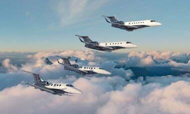 Jatos executivos da Embraer podem ser adaptados para o transporte de vacinas