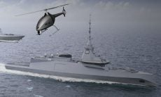 França encomenda novo protótipo do helicóptero autônomo VSR700