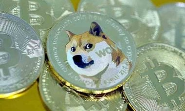 """Dogecoin a moeda que surgiu como """"paródia"""" e se transformou em um movimento de bilhões de dólares. Foto: reprodução Instagram"""