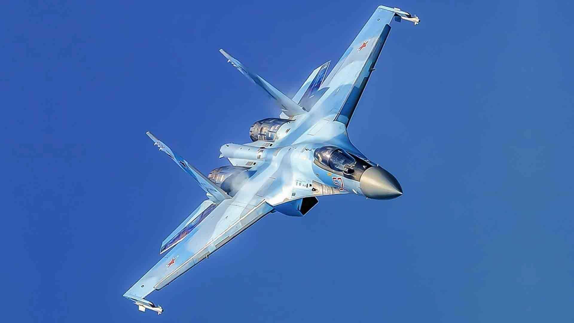 Su-35S. Foto: Global Look Press