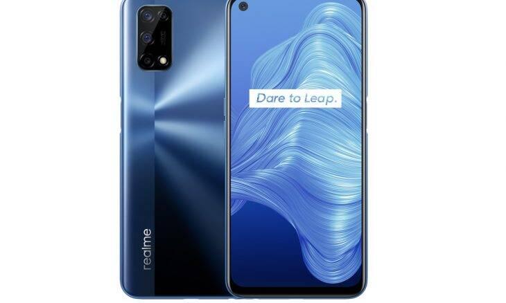 Smartphone Realme 7 estreia com 5G por R$ 1.899