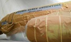 Boeing 737 da Força Aérea Argentina tem a 1ª foto divulgada