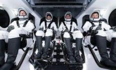 Novo grupo de astronautas chega à Estação Espacial nesta sexta (23)