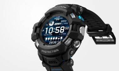 Casio revela relógio G-Shock com o sistema operacional Wear OS
