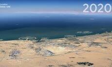Em nova série de vídeos, Google Earth mostra como a Terra mudou em 40 anos
