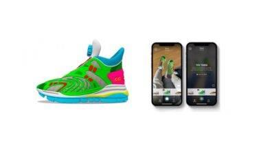 Gucci lança novo tênis que só existe em ambiente virtual