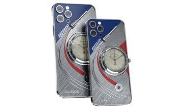 Caviar mostra iPhone de R$ 51 mil com pedaço da cápsula espacial Vostok-1