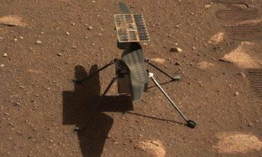 Voo do helicóptero Ingenuity em Marte é adiado mais uma vez