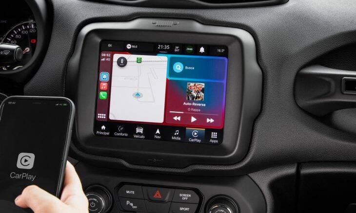 Jeep Renegade estreia plataforma Adventure Intelligence