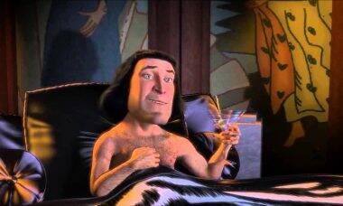 Tiktoker encontra suposto detalhe sexual oculto no filme 'Shrek'