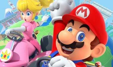 Mario Kart Tour atinge 200 milhões de downloads