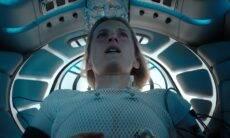 """Netflix divulga trailer do terror de ficção científica """"Oxigênio"""""""