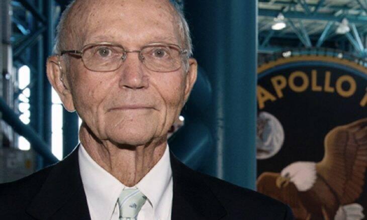 Piloto da Apollo 11, Michael Collins morre aos 90 anos