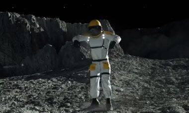 Vídeo revela o quão alto podemos pular em outros planetas
