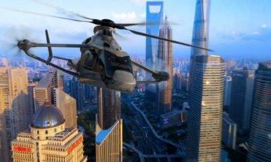 Mistura de helicóptero e avião, Airbus Racer entra em fase de montagem