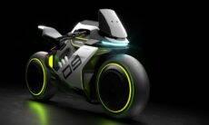 Segway revela protótipo de moto movida a hidrogênio