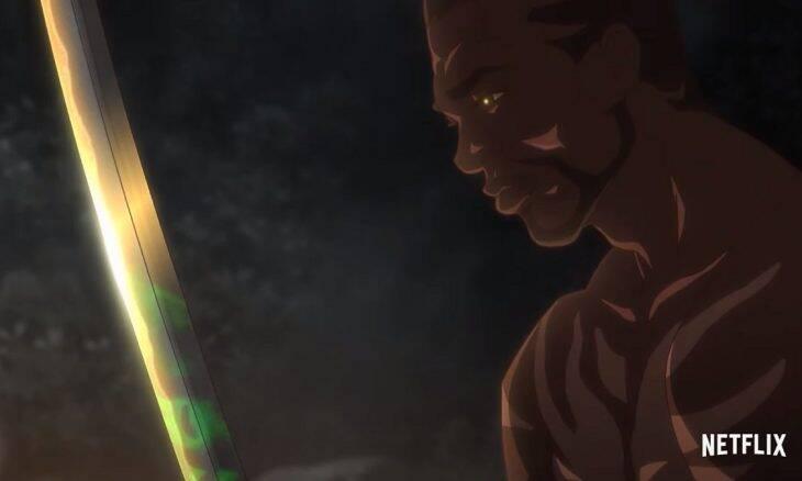 "Anime ""Yasuke"" ganha trailer oficial na Netflix"