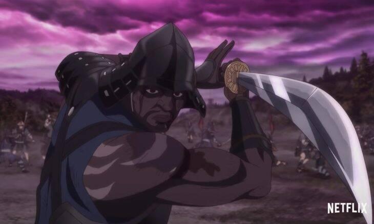"Anime ""Yasuke"", da Netflix, ganha primeiro teaser"