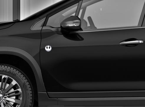 Peugeot 2008 Skywalker é SUV para os fãs de Star Wars (e com Disney+ incluso)