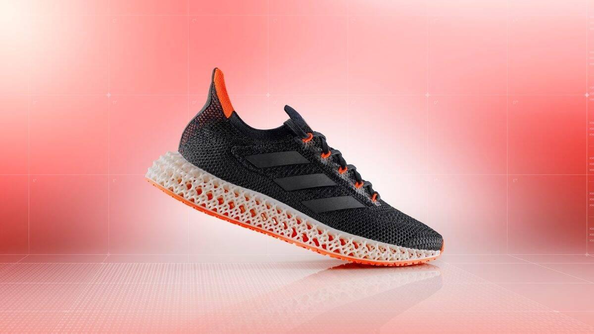 Adidas lança tênis com partes impressas em 3D