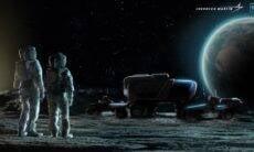 GM e Lockheed Martin se unem para projetar carros lunares