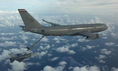 Airbus encerra fase de desenvolvimento de sistema de reabastecimento automático